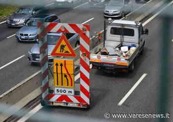 Lavori in autostrada, chiude per due notti lo svincolo di Solbiate Arno - Gallarate/Malpensa - varesenews.it