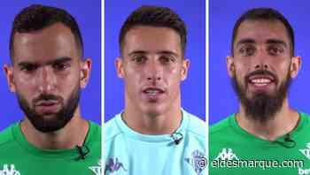 Las habilidades de Borja Iglesias, Tello y Bartra con el chino - ElDesmarque Sevilla