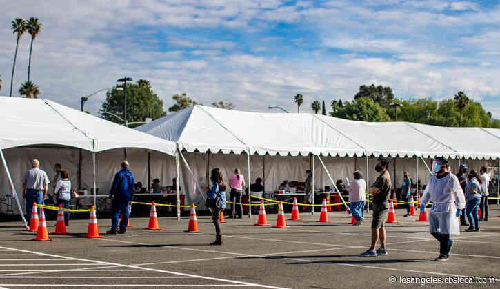 Riverside County Nears 290K Total COVID-19 Cases, Ventura Hits 75K