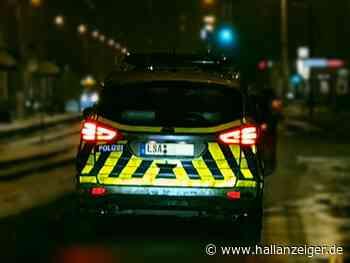 Hettstedt: Vor Kontrolle geflüchtet und Angriff gegen Polizisten - H@llAnzeiger