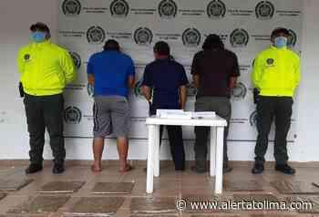 Desarticularon la banda 'Los del Puente' dedicada al microtráfico en Honda y Guaduas - Alerta Tolima