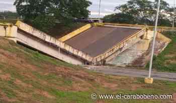 Caída del puente San Joaquín deja incomunicados a los habitantes de Cantaura y Anaco - El Carabobeño