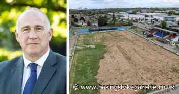 Cllr Ken Rhatigan says Camrose is too small for football club - Basingstoke Gazette