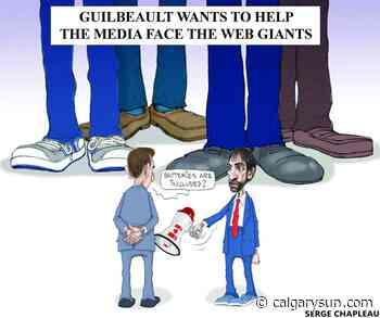 Serge Chapleau cartoon, November 24, 2020 - Calgary Sun