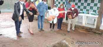 La CNS inicia construcción de un hospital en San Ignacio de Velasco | EL DEBER - EL DEBER