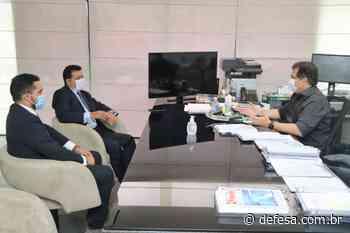 Governo e Prefeitura de Barra do Corda alinham sobre melhorias em aeroporto - Defesa - Agência de Notícias