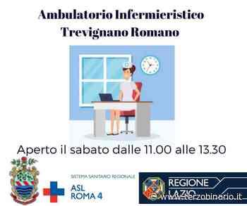Apre domani l'ambulatorio infermieristico di Trevignano Romano - TerzoBinario.it