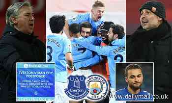 Everton vs Manchester City promises to be a feisty affair after Covid drama