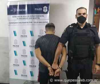 Crimen del cocinero en Villa Ballester: detienen a dos sospechosos tras un allanamiento - Que Pasa Web