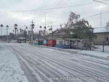 Paraliza nevada a Nueva Rosita – La Prensa de Monclova - La Prensa De Monclova
