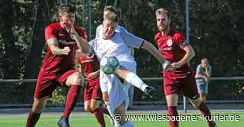 Fußball: Andre Meudt wird zum Sonnenberger Dauerbrenner - Wiesbadener Kurier