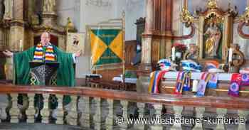 Flörsheimer Pfarrer Meudt hält Fastnachtstradition aufrecht - Wiesbadener Kurier