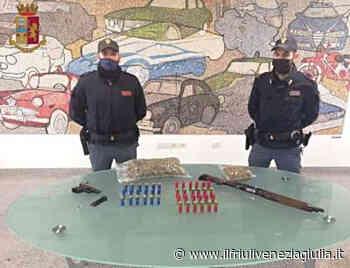 Armi illegali e droga: perquisizioni, sequestri e arresti a Montereale Valcellina, Meduno e Tramonti di Sopra - ilfriuliveneziagiulia.it