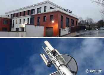 Yvelines. Saint-Germain-en-Laye : des riverains en guerre contre l'installation d'antennes-relais - actu.fr