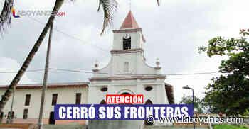 Huila Saladoblanco (Huila) también cerró sus fronteras debido a la pandemia del coronavirus - Laboyanos.com