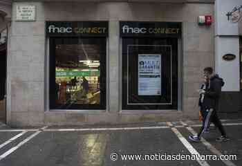 Fnac cierra su tienda de Mercaderes perjudicada por la pandemia - Noticias de Navarra