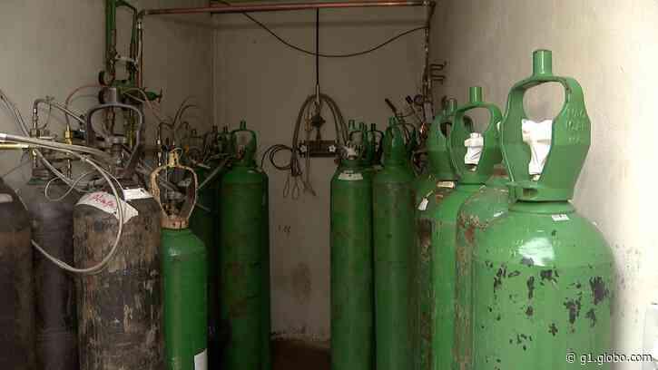 Após apelo de prefeito, Monte Carmelo recebe doações de cilindros de oxigênio e decreto é prorrogado - G1