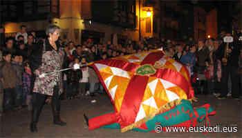 Revolcón del Katxi en Oyón / Oion   Agenda Turística del País Vasco   Turismo Euskadi - Gobierno Vasco - Euskadi.eus