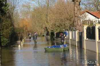 Seine-et-Marne. Disneyland apporte son aide aux habitants d'Esbly sinistrés par les inondations - La Marne