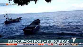 Pescadores al Sur de Soná denuncian ser víctimas de robos - Telemetro