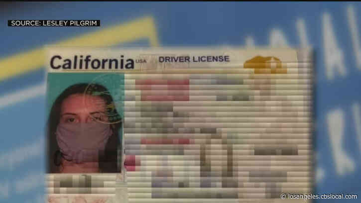 DMV Mistakenly Issues Driver's License With Photo Of Woman Wearing Face Mask