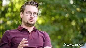 Kamp-Lintfort: Sidney Lewandowski möchte in den Bundestag - NRZ