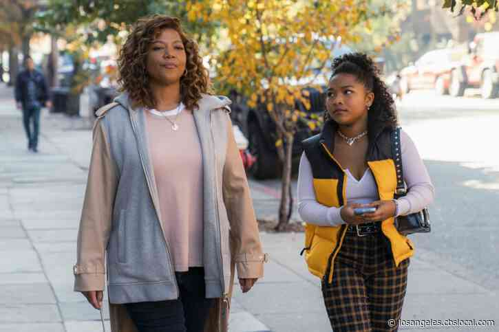 Laya DeLeon Hayes On CBS' 'The Equalizer': Queen Latifah Is A 'Powerhouse' Actor