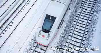 Bahnstrecke in Geilenkirchen: ICE stoppt 20 Meter vor betrunkenen 18-Jährigen - Aachener Zeitung