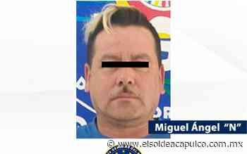 Detienen a probable responsable de delito de violación a menor en Huitzuco - El Sol de Acapulco