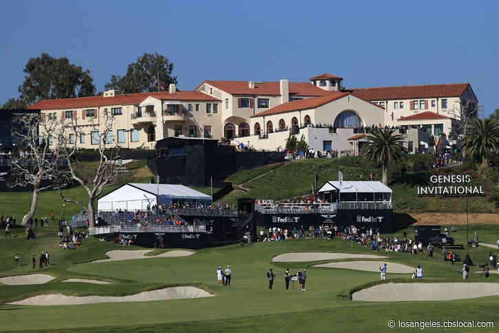 Riviera Country Club Profile: 'It's A Special Golf Course, It Means A Lot To The Players' Says CBS' Ian Baker-Finch