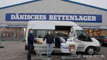 Schleswig: Freude beim DRK-Pflegezentrum Fahrdorf über Spende des Dänischen Bettenlagers   shz.de - shz.de