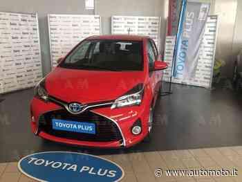 Vendo Toyota Yaris 1.5 Hybrid 5 porte Style usata a Curno, Bergamo (codice 7828940) - Automoto.it
