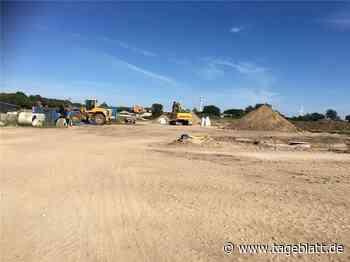 Neues Gewerbegebiet in Harsefeld wird erschlossen - Harsefeld - Tageblatt-online