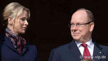 Fürst Albert II. & Fürstin Charlène von Monaco zeigen sich im ungewöhnlichen Partner-Look - VIP.de, Star News
