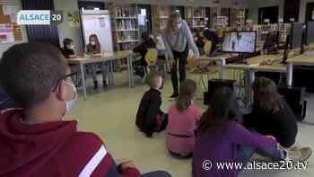 SELESTAT : Les cours d'Éducation Physique et Sportive à l'ère de la covid-19. - alsace20.tv