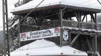 Gradierwerk in Bad Sooden-Allendorf musste wegen Dauerfrost abgeschaltet werden - HNA.de