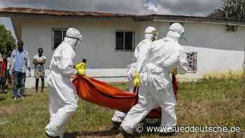 Neuer Ebola-Ausbruch in Guinea - Behörden verfolgen Kontakte - Süddeutsche Zeitung