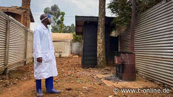 Erste Ebola-Fälle seit 5 Jahren: Guinea spricht nach Ausbruch von Epidemie - t-online