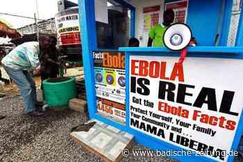 """Behörden in Guinea sprechen nach sieben bestätigten Ebola-Fällen von """"Epidemie"""" - Ausland - Badische Zeitung"""
