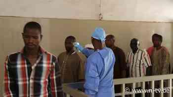 """Sieben bestätigte Fälle:Guinea ruft """"Ebola-Epidemie"""" aus - n-tv NACHRICHTEN"""