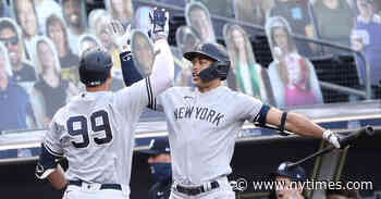 Yankees' Optimism Relies on Offense and the Law of Averages