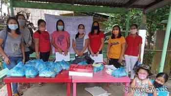 Hilfsaktion für die Philippinen: Weihnachtspaket aus Eislingen wegen Corona noch unterwegs - SWP