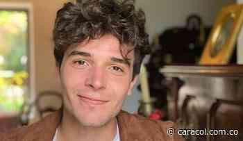 """Alejandro Santamaría presentó su nuevo sencillo """"Solita"""" - Caracol Radio"""