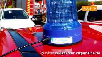Alarm per App: Kettershauser Ortsfeuerwehren bekommen neue Ausrüstung - Augsburger Allgemeine
