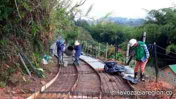 Por obras de pavimentación decretaron cierre de una vía en El Pital - Huila