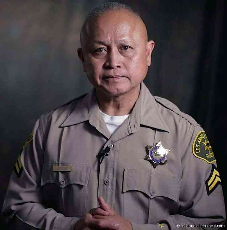 LA Sheriff's Department Sergeant Dies From COVID