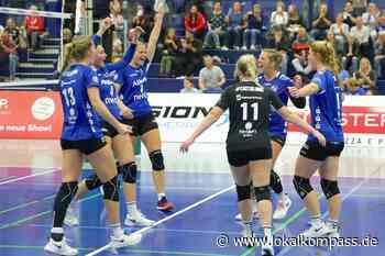 Volleyball: VC Allbau Essen - Samstag pfui, Sonntag hui - SCU Emlichheim wartet am kommenden Sonntag - Lokalkompass.de