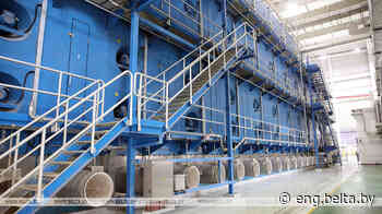 Svetlogorsk Pulp and Board Mill doubles pulp output in 2020 - Belarus News (BelTA)