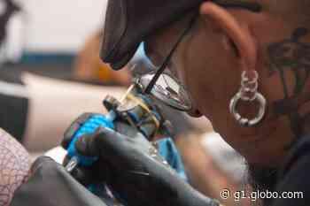 Monte Mor abre 20 vagas para workshop gratuito de tatuagem; veja como participar - G1