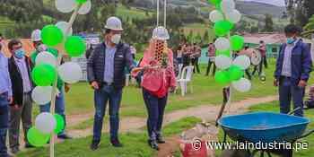 Otuzco: municipio inició construcción de espacios de recreación en el caserío de Chota - La Industria.pe